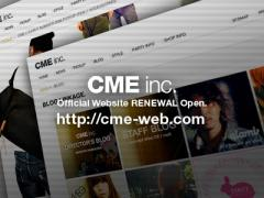 CME inc. WEBSITE RENEWAL