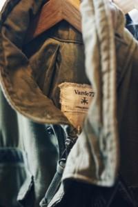 Varde77 ミリタリー ジャケット compass M65 VINTAGE カスタム お取り扱い 新潟 古町 カミフル 祐天寺 古着 通販