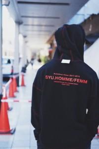 SYU.HOMME:FEMM FAKE STAFF PARKA compass 新潟 新潟県 古町 秋冬 新作 コンパス BLOG 写真 カメラ