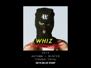 WHIZLIMITED 2019AW  compass